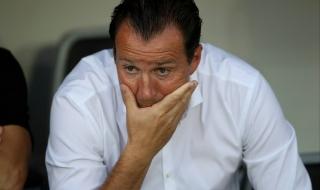Уволниха треньора на Белгия