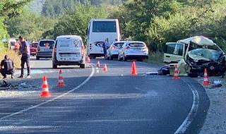 Майка и дъщеря са загинали при мелето край Кочериново