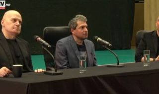 Слави Трифонов в Пловдив: Цената си струва, нищо че ме наричат чалгар