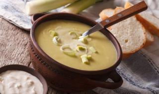 Рецепта на деня: Крем супа с праз лук