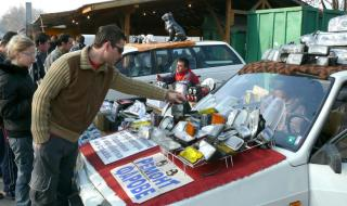 Най-големият пазар в България затвори заради коронавируса