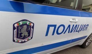 Директорът на полицията в Шумен помогна на катастрофирали дядо и внуче