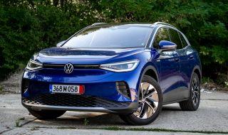 """Тествахме """"Световната кола на годината"""" - Volkswagen ID.4"""