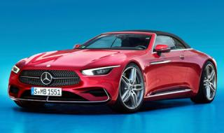 Mercedes-AMG обещава много по-спортен SL