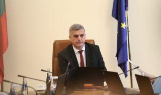 Стефан Янев: Днес ще приемем Плана за възстановяване - 1