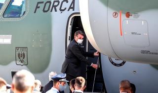Скандал в Бразилия! Президентът заплаши журналист, питал за пари, получени от съпругата му