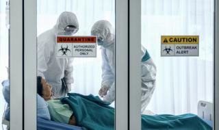 Учени от Ухан установиха за колко дни умира или оздравява пациент с коронавирус