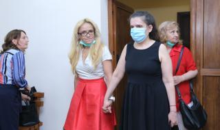 Съдът остави Десислава Иванчева в ареста