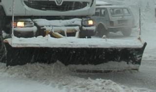 В Девин ще глобят снегопочистващата фирма