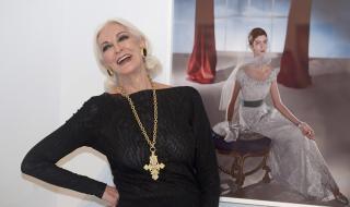 Как е изглеждала на младини най-красивият в света 88-годишен модел (СНИМКИ)