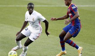 Защитник на Реал Мадрид е бил заплашван с ампутация на крака