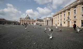 Кардинал от Ватикана има коронавирус