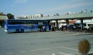 Спират всички автобуси между Ямбол и Сливен