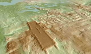 Откриха най-голямата и стара конструкция на маите (ВИДЕО)