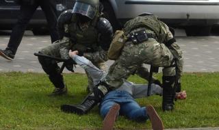 Продължават протестите в Беларус, стотици са арестувани