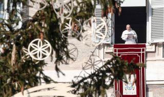 Папата осъди консуматорското отношение към Рождество Христово - 1