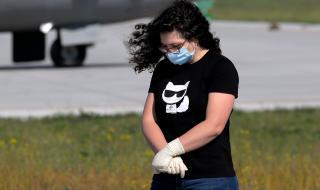 Носенето на маски в Гюргево стана задължително