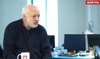 Проф. Минеков пред ФАКТИ: Борисов се страхува от Гешев, Пеевски и ДПС