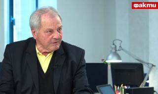 Любомир Шопов пред ФАКТИ: Създадоха ГЕРБ за налагане на германско влияние в България