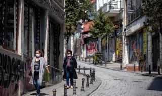 4,7 по Рихтер в Югоизточна Турция
