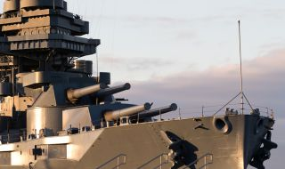 Русия засили военната си мощ в Черно море