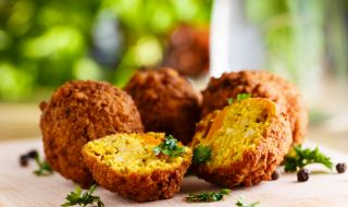 Рецепта на деня: Фалафели на фурна - 1