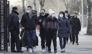 Заразата се завърна! Първи смъртен случай от COVID-19 в Китай от 8 месеца насам