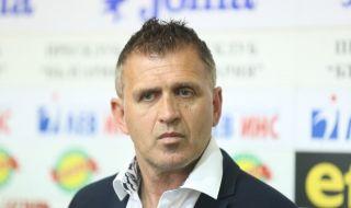 Акрапович поискал от Крушарски да уволни трима от ръководството на Локомотив Пловдив