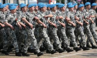 България е отделила 1,93% от БВП за отбрана