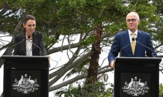 Избори в Нова Зеландия