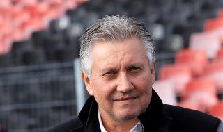 Шефът на Локомотив София: Не одобрявам третият да играе бараж със седмия за Европа