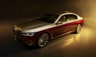 BMW пуска луксозна 7-серия за 400 000 долара