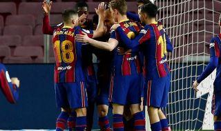 Барселона с класическа победа над Елче