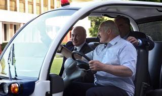 В Москва: Каква ще е съдбата на Лукашенко