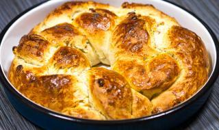 Рецепта на деня: Пита със сирене