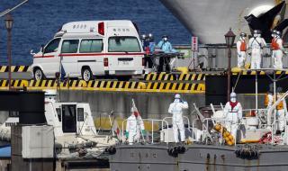 Пътници на круизен кораб са заразени с коронавируса