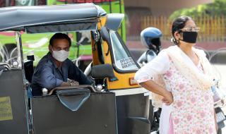 Заразените в Индия вече са над 6 милиона