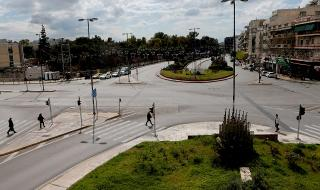 Национален празник в Гърция при затворени църкви и пълна карантина