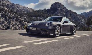 Porsche представи 911 GT3 Touring с интересни характеристики - 1