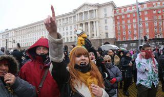Протест на ресторантьорите на Ларгото (ВИДЕО)