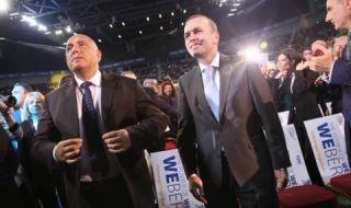 Борисов прие поздрави от Вебер и заяви: Времето за приказки свърши