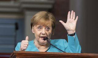 Меркел ще се ваксинира утре с...