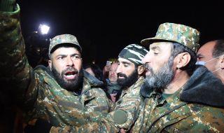 Арменският премиер призова за по-силни военни връзки с Русия