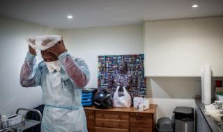 Първи починал френски медик от коронавирус