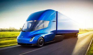 Влекачът на Tesla ще има по-голям обсег от очакваното