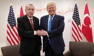 Тръмп и Ердоган настояват за глобално прекратяване на огъня на фона на пандемията