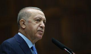 Турция е увеличила 11 пъти военното си финансиране