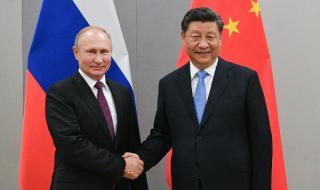 Китай и Русия защитават мира