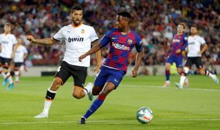 Барселона оцени свой талант на 400 милиона евро