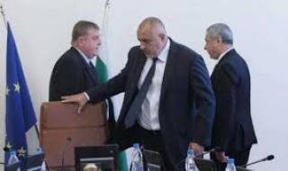 Борисов свиква управляващата коалиция на Съвет